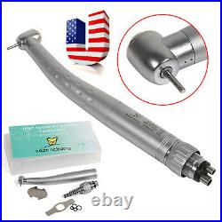10Dental High Speed Turbine Handpiece 4 Hole Quick Coupler Coupling Fit KAVO US