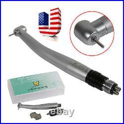 10USA NSK Style Dental High Speed Turbine Handpiece +4 Hole Quick Coupler YBNKM