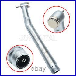10X Dental NSK style standard Head Push button High Speed Handpiece 2 Hoels