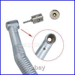 10X NSK Style PANA AIR Dental Standard Push Button High Speed Handpiece 4-Hole