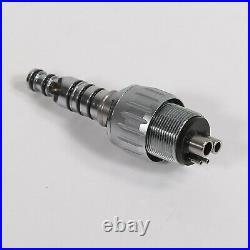 10pcs KAVO Style Dental High Speed Handpiece Push Button Clean 4Holes Yabangbang