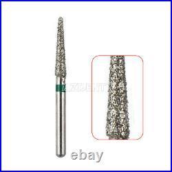300x (1500pcs) 150 Types Dental High Speed Diamond Burs Tooth Drills AZDENT
