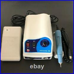 45000rpm Dental Lab MARATHON Micromotor N8 Polishing High speed Handpiece UK