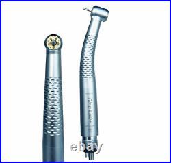 5 Star-Ring LED Dental High Speed Handpiece M4 Rotor FIT Original TK98L