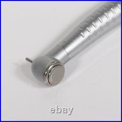 5USA Dental Fiber Optic LED Turbine Handpiece Big Head fit KAVO Coupler 4/6Hole