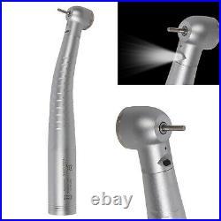 5pcs Dental LED Fiber Optic Turbina Handpiece Big Fit KV Coupler High Speed