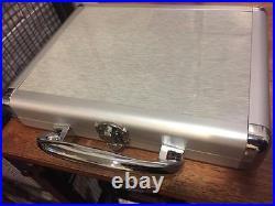 Aluminum Dental Handpiece Kit Travel Set 2 Highspeed and 1 Lowspeed Handpiece 4H