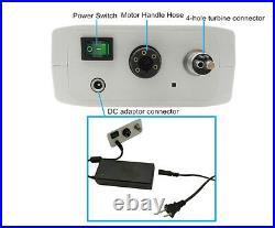 CICADA NSK E-TYPE Electric Dental Motor + 15 High Speed Handpiece Contra Angle