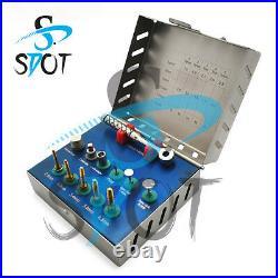 Dental Bone Expander Nasal Sinus Lift Kit Instruments Surgical Implant Saw 12PCs