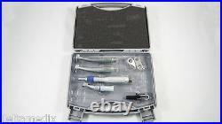 Dental Handpiece Platinium Kit Low Speed + 2 High Speed + Contraangle B2 FORZA4
