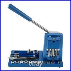 Dental High Speed Handpiece Cartridge Maintenance Repair Press Tool Kit FDA CE