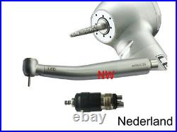 Dental High Speed LED E-Generator 4 Water Spray FIT NSK DynaLED LG QD M4