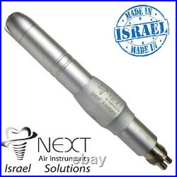 Dental Lab High Speed Handpiece with external refrigeration water spray Israel