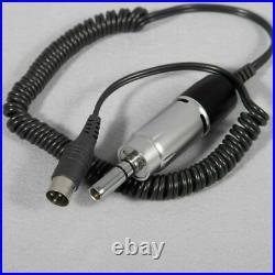 Dental Lab MARATHON Handpiece 35000 RPM Electric Micromotor + drill 10 Types KY