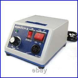 Dental Lab Marathon Micromotor Polisher + 35K RPM N3 High Speed Handpiece 220V
