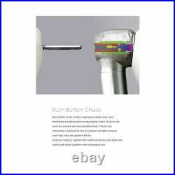 Dental NSK Pana-Max Turbine Drill High Speed Handpiece Push Button 4 Holes