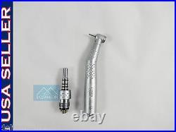 Dental OPTICAL Handpiece Optic Fiber Push Button High Speed Quick Connector COXO