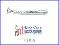Dental Push Button Highspeed Handpiece Dentex M1-S