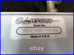 Dentsply Tulsa Aseptico AEU-17B Dental Endodontic Power Unit Foot Pedal