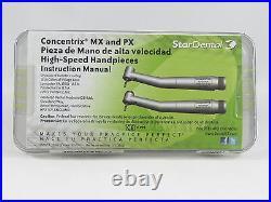 High Speed Handpiece 02 Holes B2 CONCENTRIX MX Star Dental