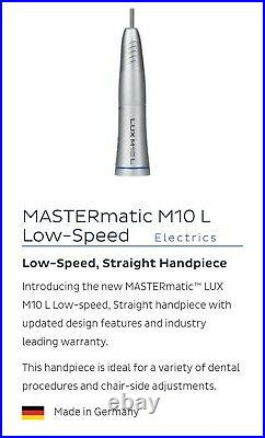 MASTERmatic LUX M10L Mini High-Speed Attachment KAVO DENTAL