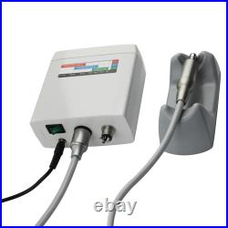 NSK CICADA Dental Electric Motor + 15 11 Low High Speed Handpiece Contra Angle