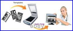 New! Microtek Medi 2200 Plus High Speed Dental X Ray Scanner Dental Digitizer