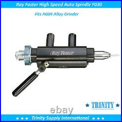 Ray Foster High Speed Automatic Spindle Model F030 Fits Whip-Mix, CF. Dental Lab