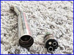 Star Dental 430 Swl Fiber Optic High Speed Handpiece + Swivel Coupler Connector