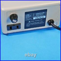 USA Dental Lab Marathon 35K rpm Micromotor with 2X Handpieces with10Drill Burs ALK